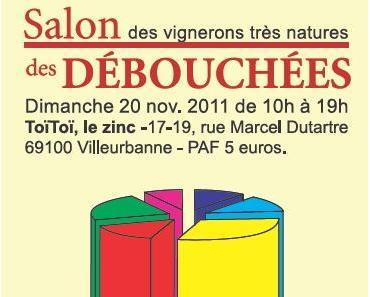 Devenez fan de naturel et de vin Nature au salon des Débouchées de Villeurbanne