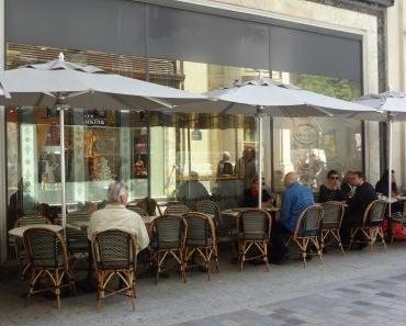 Une Pavlova au Café Pouchkine