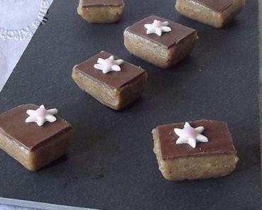 Biscuits aux noisettes sans cuisson