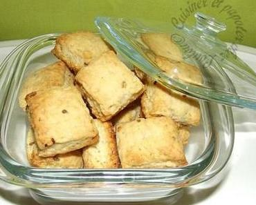Canistrellis – biscuits corses à l'anis au citron et au vin blanc
