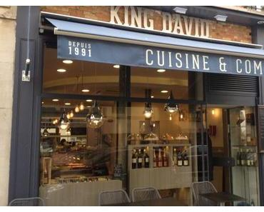 King David, cantine et traiteur cacher à Neuilly