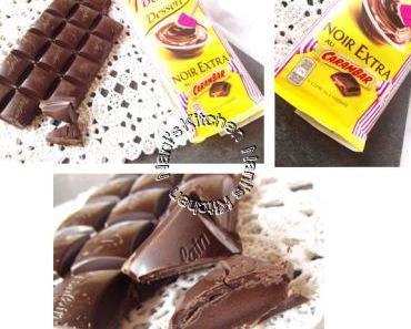 Gâteau flan chocolat carambar