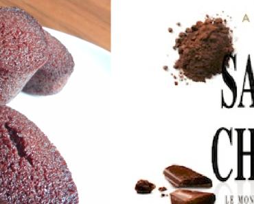 Les 20 ans du salon du chocolat + recette financiers cacao Hugues Pouget