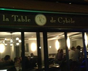 La table de Cybèle – Boulogne Billancourt