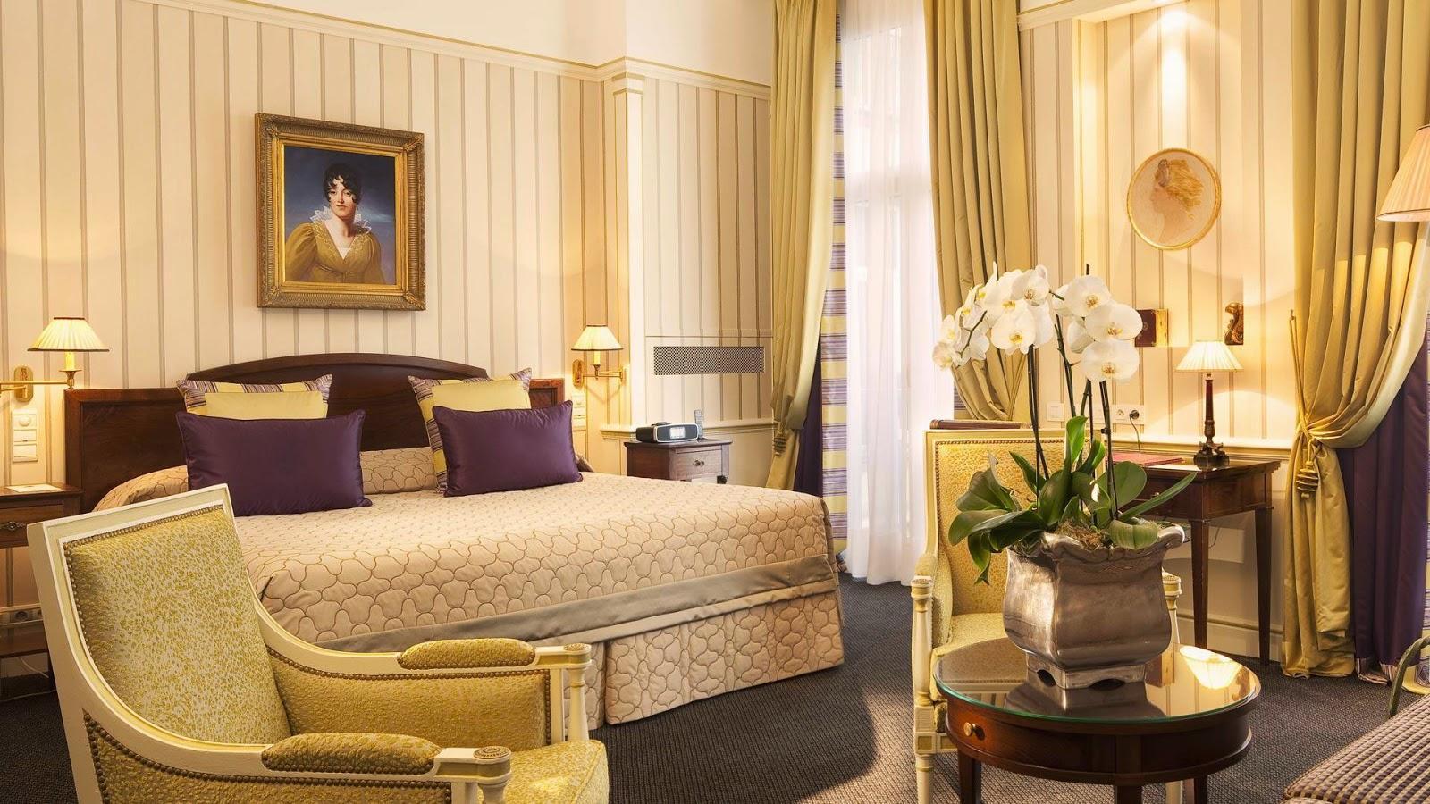 Hôtel Napoléon ***** - 75 008 Paris