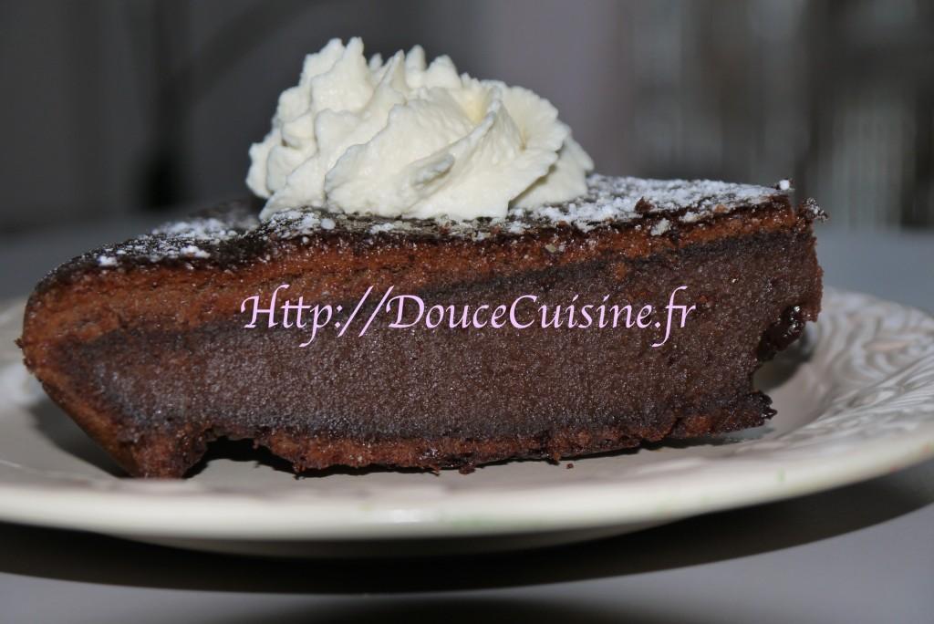 Gâteau au Nutella, avec 2 ingrédients