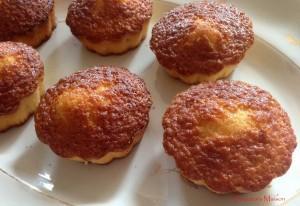 Petits Cakes au Citron Intense
