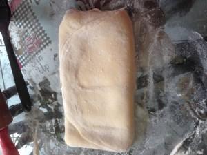 Brioche Feuilletée pâte à Couque
