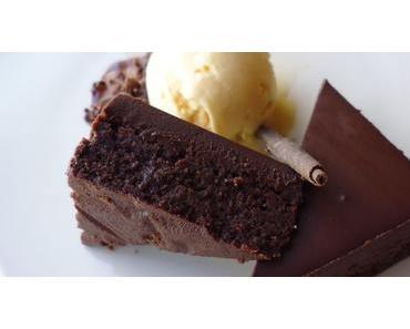 Terrine au chocolat et rhum – Recette facile au chocolat