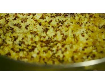 Salade de quinoa sans gluten