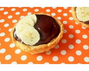 Tartelettes chocolat banane