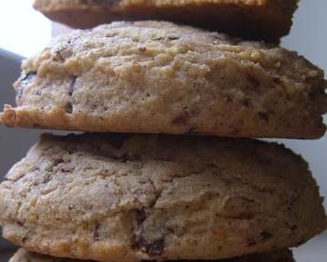 Cookies aux pépites de chocolat de Laurent Jeannin