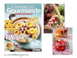 Campagne Gourmande : le n°2 disponible !