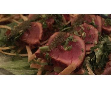 Tataki de thon aux épices – Recette rapide et facile