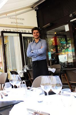 La Recoleta - 75 017 Paris