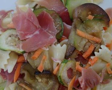 L'été c'est la saison des salades composées. En voici une...
