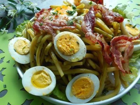 salade de haricots verts ventrèche 2