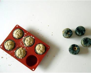 Duo de muffins d'été