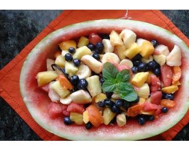 Salade de fruits jolie jolie 🎶