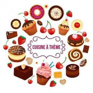 cuisine à thème logo