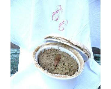 Terrine de foies de volaille au piment d'Espelette