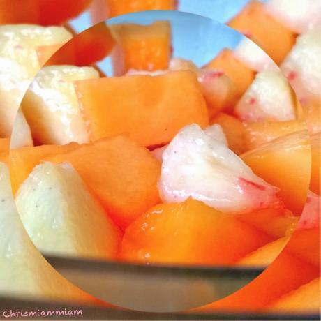 Salade de fruits, jolie jolie, jolie ...