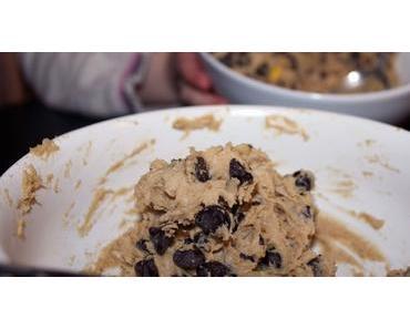 Biscuits à la citrouille et brisures de chocolat