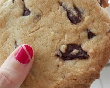Cookies aux pépites de chocolat de Hervecuisine