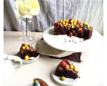 Gâteau Au Chocolat, Débordant De Gourmandises....