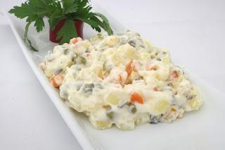 Recette de sauce mayonnaise l g re aux oeufs durs for Entree froide legere
