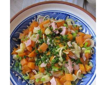 Salade de carottes Marie-Françoise