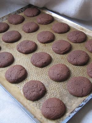 Cookies au nutella avec 3 ingrédients seulement