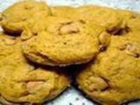 Biscuits à la citrouille (par Frimousse)