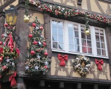Strasbourg à Noël !