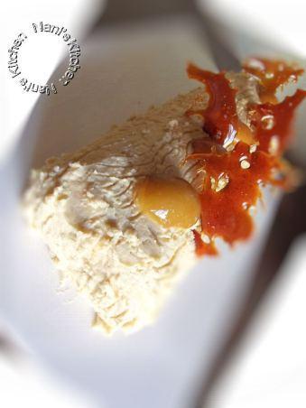 bûche prunes caramel (2)