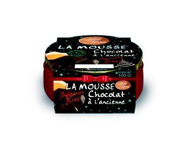 La Mousse au Chocolat à l'ancienne Marie Morin se met sur son 31 !