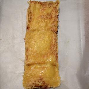 Croque Cake à la mozzarella