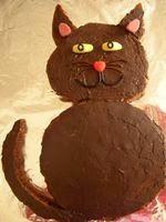 Le chaton au chocolat (par Chantie)