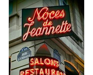 Les Noces de Jeanette - 75 002 Paris