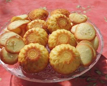 Gâteaux rapides au rhum