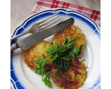 Pommes de terre Yvette