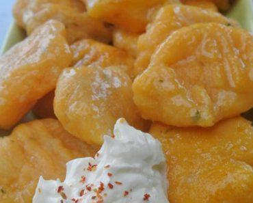 Gnocchis de patates douces