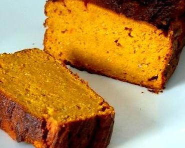 CAKE POTIMARRON AUX NOISETTES