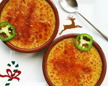 Crème brûlée de « bissara »