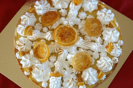 Tarte au citron - Tarte au citron herve cuisine ...