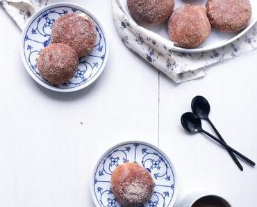 Donuts au beurre de cacahuète
