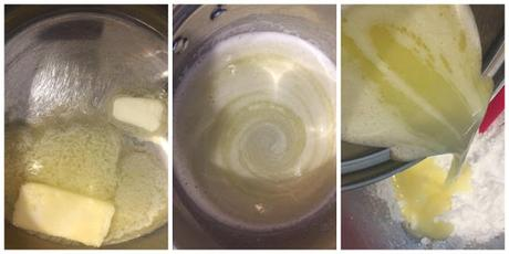 La Pâte à Choux à la Fécule de Pomme de Terre  Sans Gluten