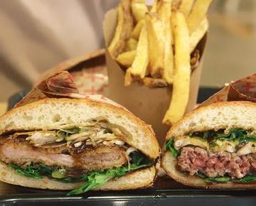 Motto Burger - burgers japonais