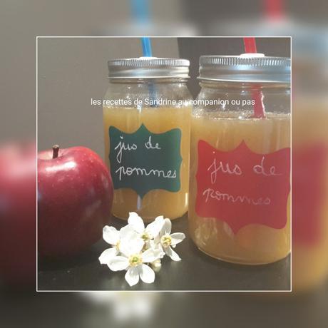 Jus de pommes au companion thermomix ou autres robots - I companion ou thermomix ...
