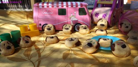 Cookies Toutous
